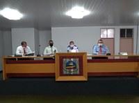 Em Sessão Ordinária, Câmara aprecia PL que dispõe sobre abertura de crédito no valor de R$121.100,00 ao SEMAS