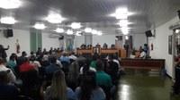 Sessão Solene de entrega de Título de Cidadão Honorário Cerejeirense