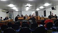 Vereadores aprovam afastamento do Prefeito Municipal para tratamento de saúde.